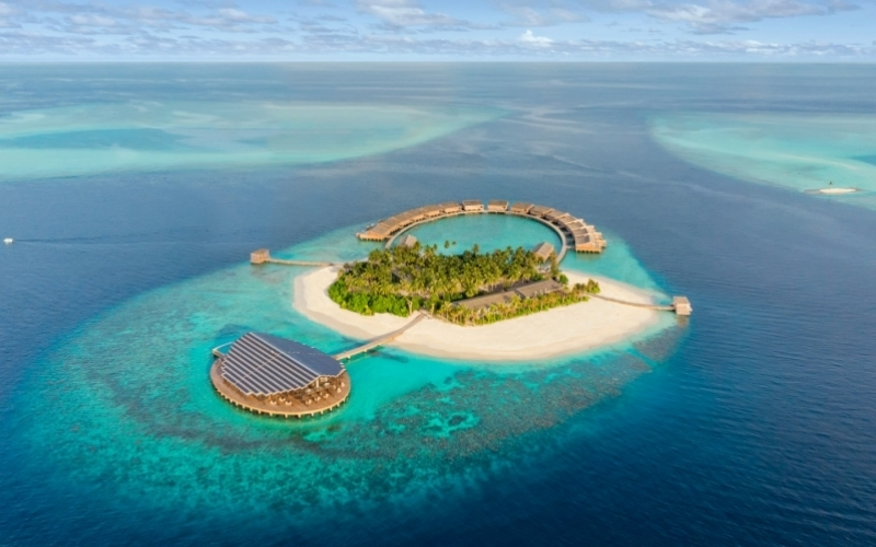 Photo: Courtesy of Kudadoo Maldives Private Island
