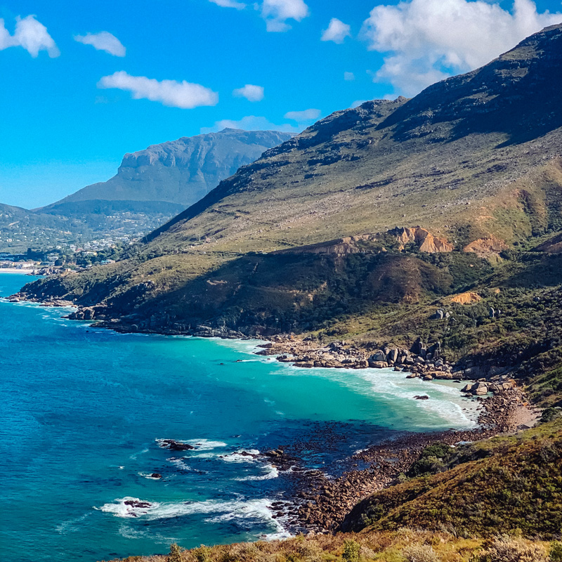 Chapman's Peak Cape Town Travel Guide - Destination Deluxe