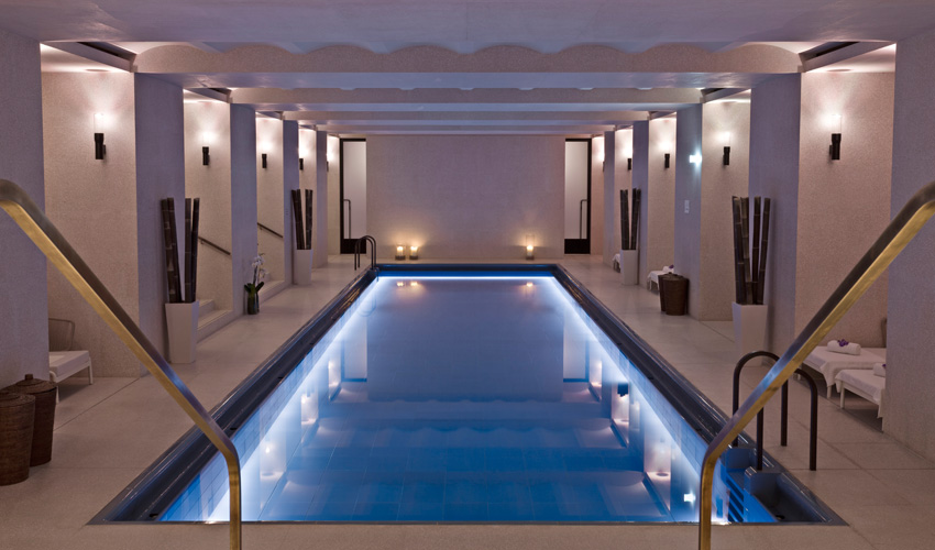 Hotel Cafe Royal Akasha Swimming Pool - Destination Deluxe