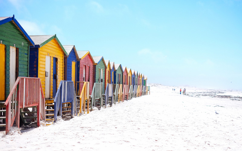 Muizenberg Cape Town Travel Guide - Destination Deluxe