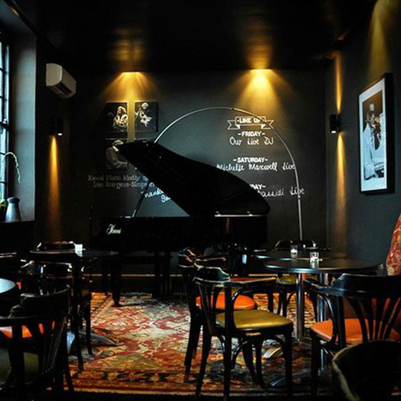 Piano Bar Cape Town - Destination Deluxe