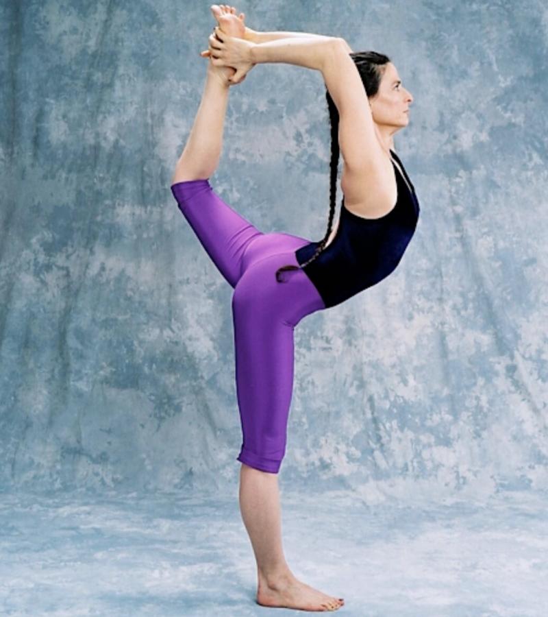 Ana Forrest Yoga Dancer Pose - Destination Deluxe