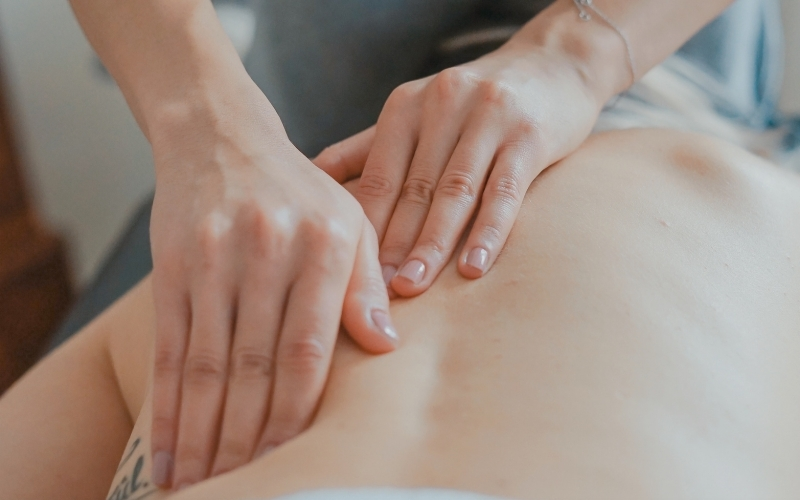 Deep Tissue Massage - Destination Deluxe