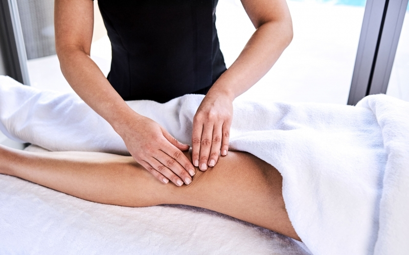Lymphatic Drainage Massage - Destination Deluxe