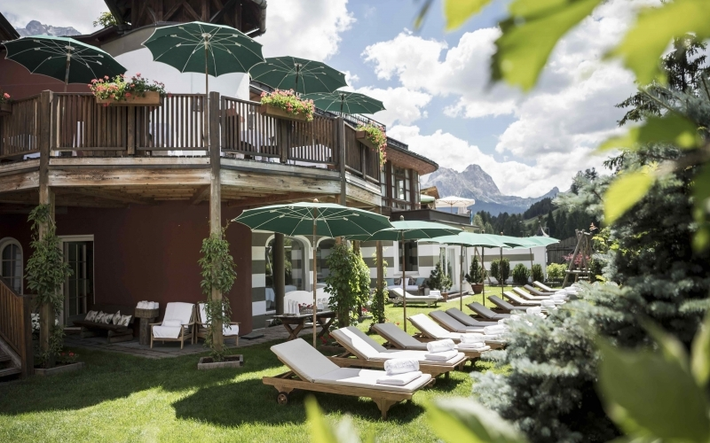 The Ranch Dolomites Rosa Alpina hotel - Destination Deluxe