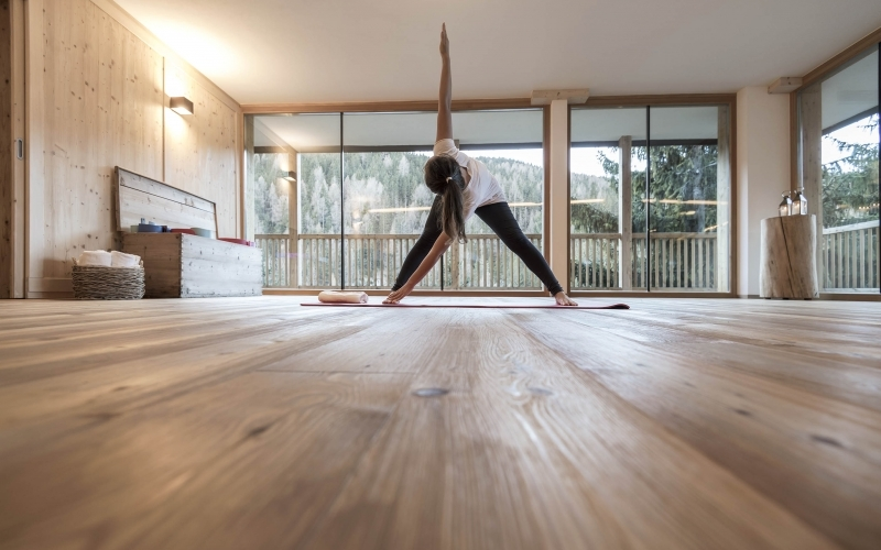The Ranch Dolomites Yoga - Destination Deluxe