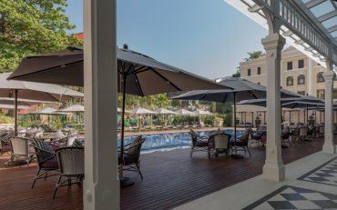 The Strand Yangon Myanmar Garden - Destination Deluxe