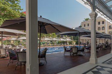 The Strand Yangon Myanmar Garden - Destination Deluxe