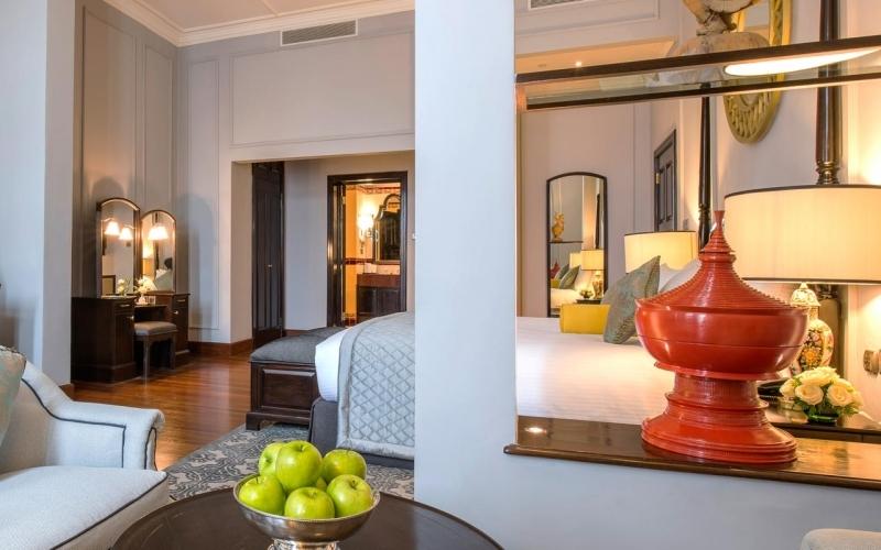 The Strand Yangon Myanmar Hotel Room - Destination Deluxe