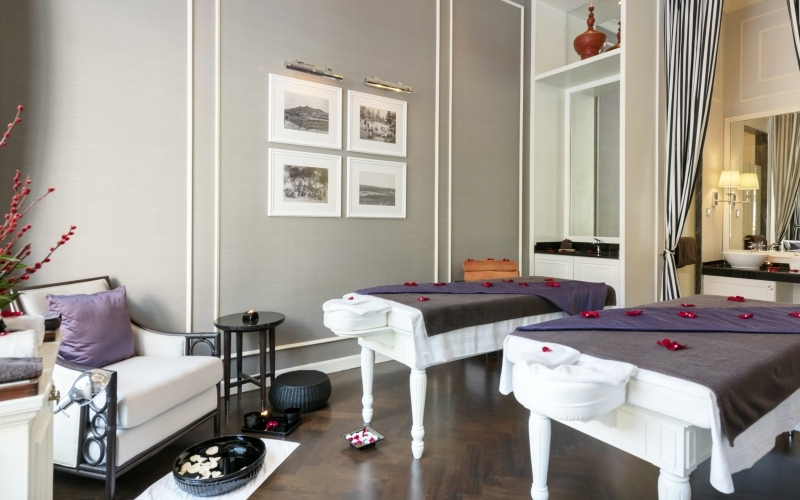 The Strand Yangon Myanmar Spa Wellness - Destination Deluxe