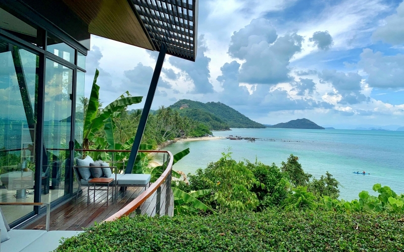 The View Samui Beach Villa - Destination Deluxe