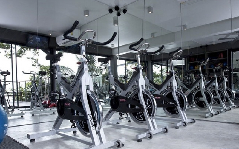 The View Samui Spin Gym - Destination Deluxe