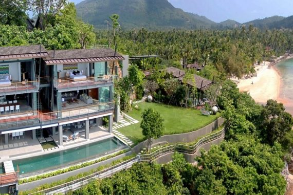 The View Samui Villa Rental - Destination Deluxe