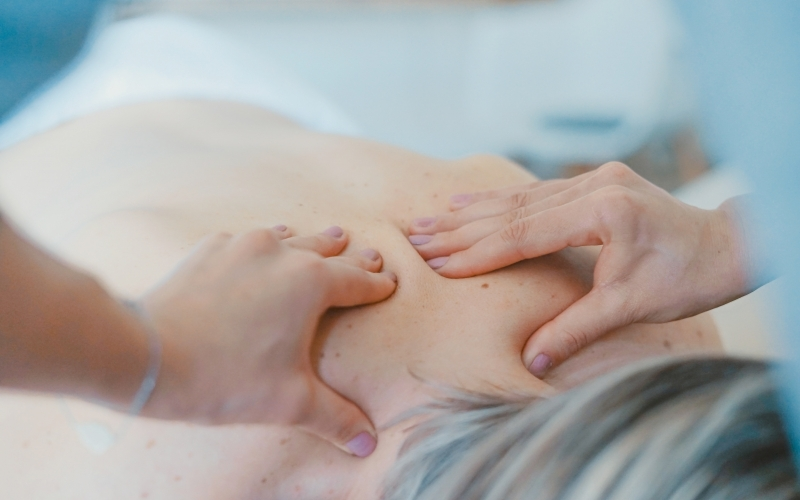 Trigger Point Massage - Destination Deluxe