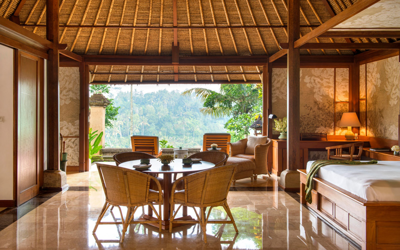 Aman Bali Amandari Pool Suite - Destination Deluxe