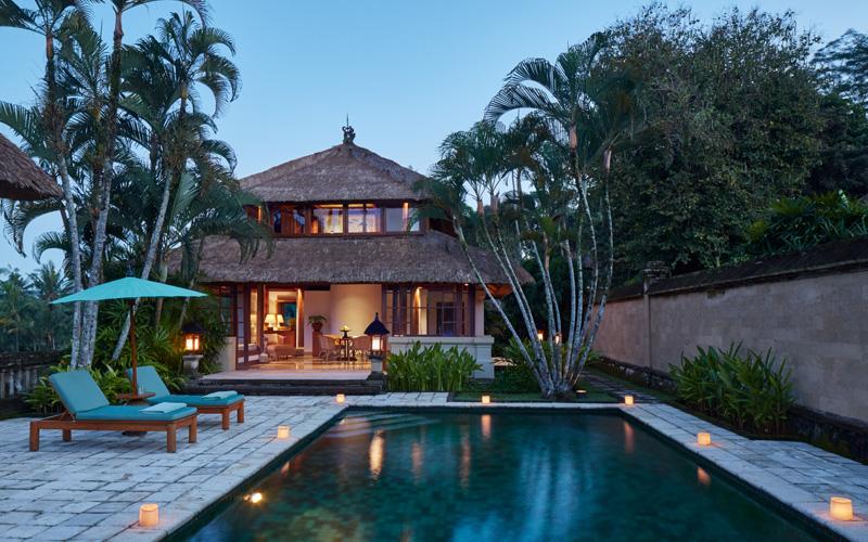Amandari Bali Asmara Suite - Destination Deluxe