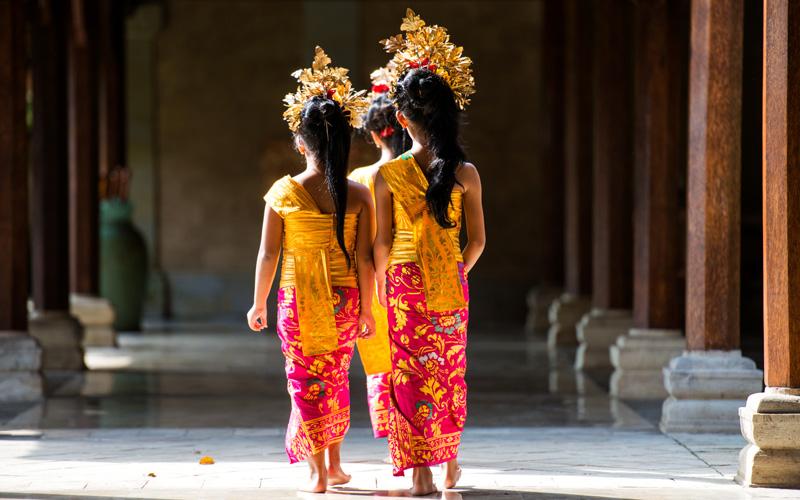 Amandari Bali Balinese Dance - Destination Deluxe