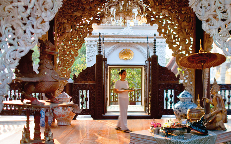 Dhara Dhevi Chiang Mai Dheva Spa - Destination Deluxe