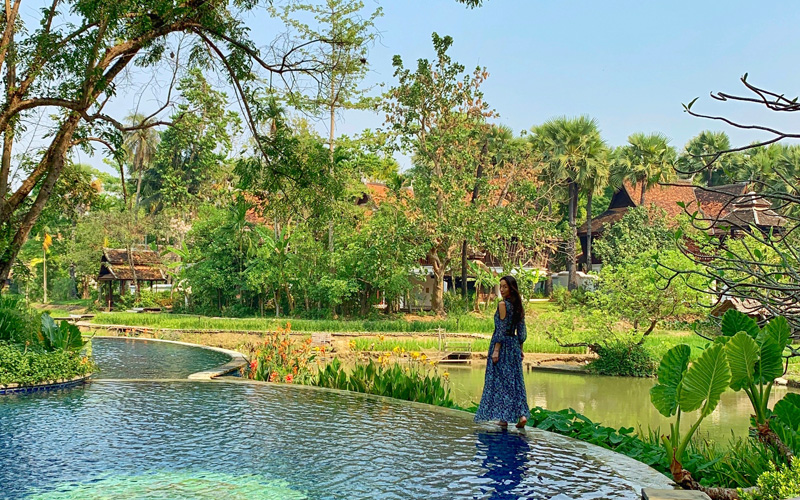 Dhara Dhevi Chiang Mai Luxury Wellness Retreat Thailand - Destination Deluxe