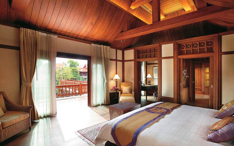 Dhara Dhevi Chiang Mai Villa - Destination Deluxe