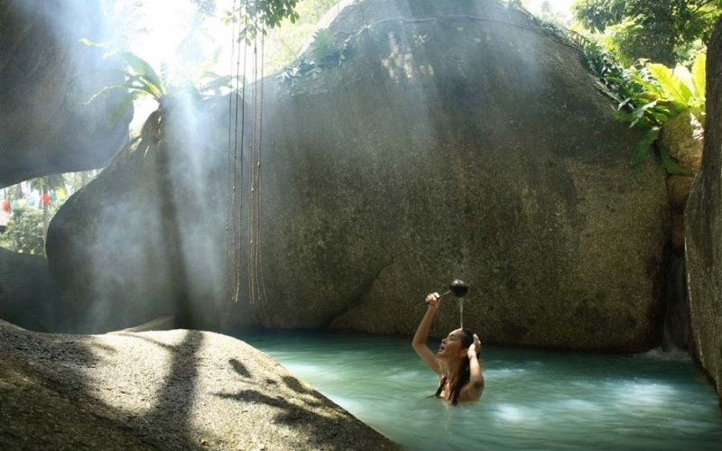 Koh Samui Wellness Guide Tamarind Springs Spa - Destination Deluxe