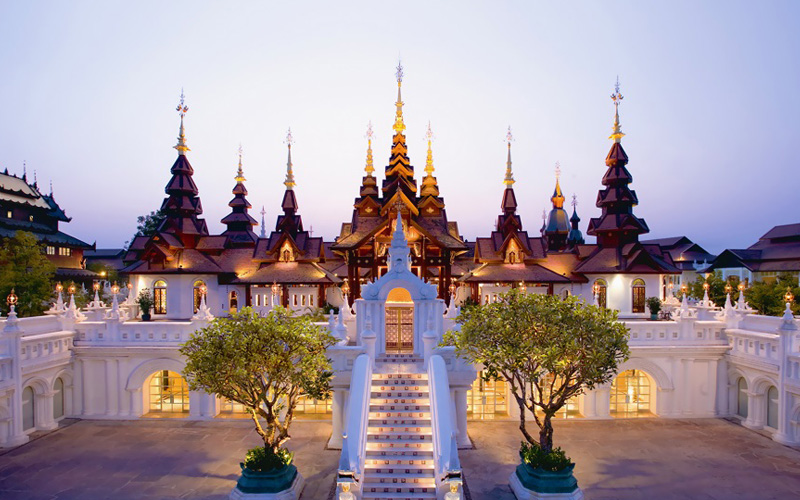 Luxury Wellness Retreat at Dhara Dhevi Chiang Mai Thailand - Destination Deluxe
