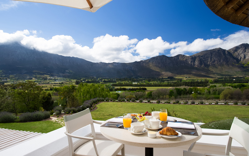 Mont Rochelle South Africa Restaurant - Destination Deluxe