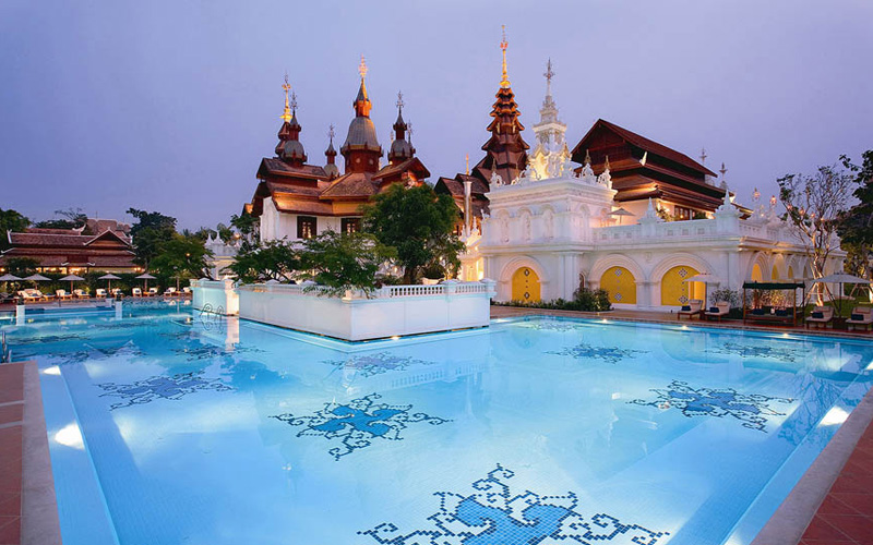 Thailand Wellness Retreat Dhara Dhevi Chiang Mai - Destination Deluxe