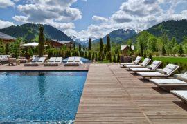 Alpina Gstaad_Outdoor Pool - Destination Deluxe