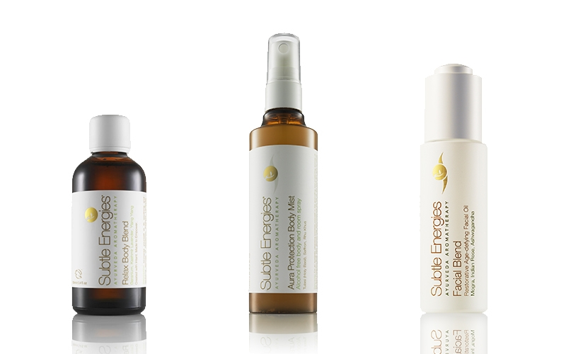 Subtle Energies Skincare Aromatherapy - Destination Deluxe