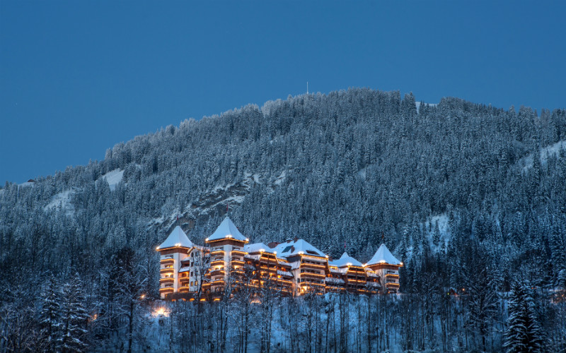The Alpina Gstaad Switzerland Luxury Hotel- Destination Deluxe