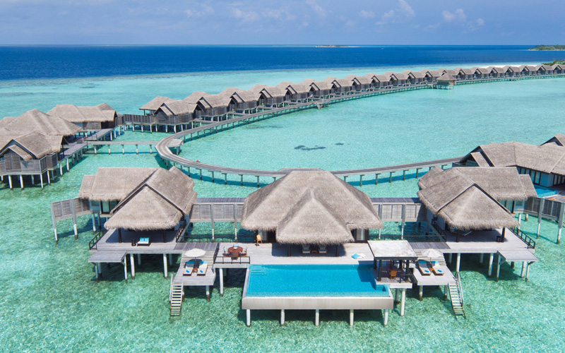 Anantara Kihavah Maldives Luxury Wellness Retreats - Destination Deluxe