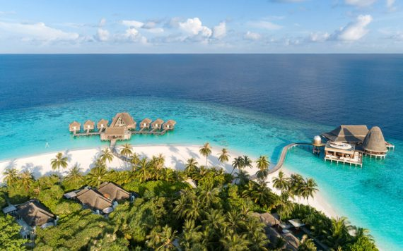 Anantara Kihavah Maldives Paradise Wellness Retreats in Paradise - Destination Deluxe