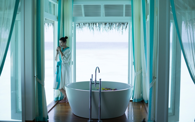 Anantara Kihavah Maldives Wellness Retreats - Destination Deluxe
