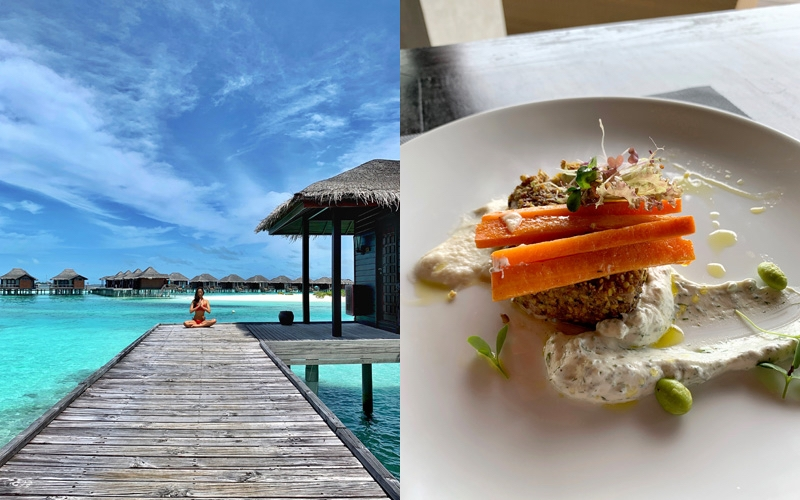 Anantara Spa Wellness Yoga Veli Maldives - Destination Deluxe