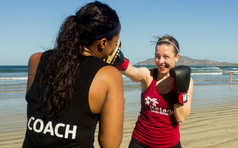 Fitness Retreats Ketanga Boxing - Destination Deluxe