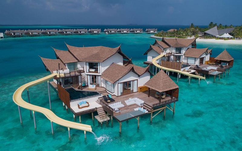 Jumeirah Vittaveli Wellness Retreat Maldives - Destination Deluxe