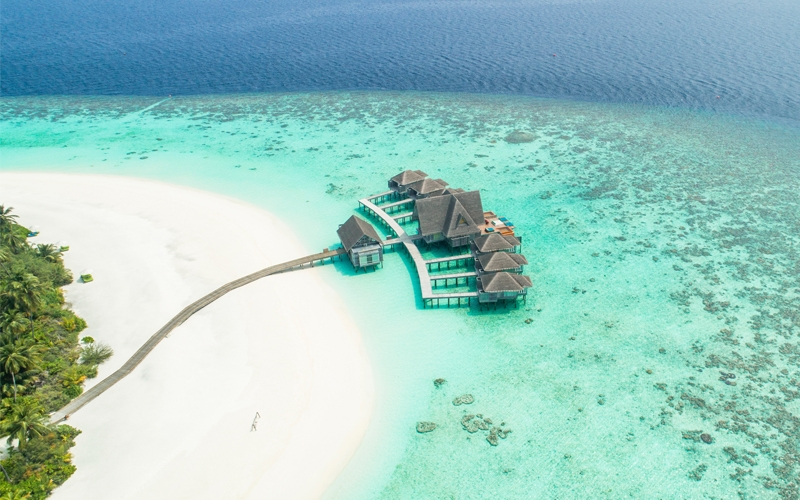 Luxury Wellness Retreat Maldives - Destination Deluxe