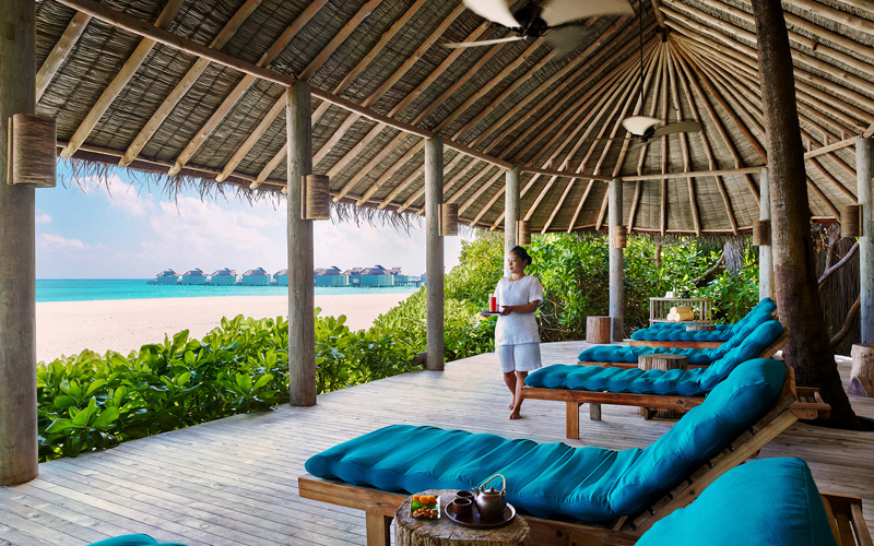 Luxury Wellness Retreat in the Maldives - Destination Deluxe