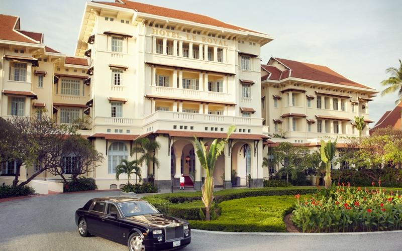 Raffles Hotel Le Royal Cambodia - Destination Deluxe