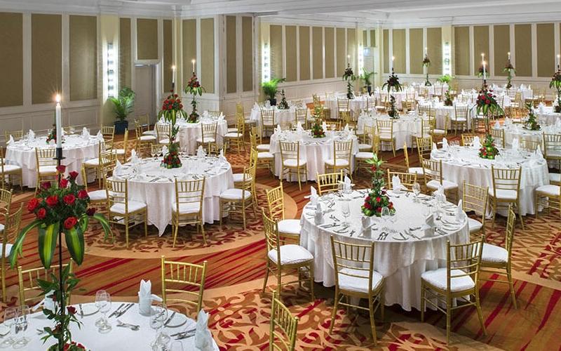 Raffles Hotel Le Royal Cambodia Dining - Destination Deluxe