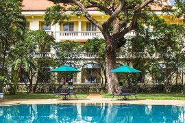 Raffles Hotel Le Royal Cambodia Phnom Penh - Destination Deluxe