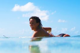 Sally Fitzgibbons - Destination Deluxe