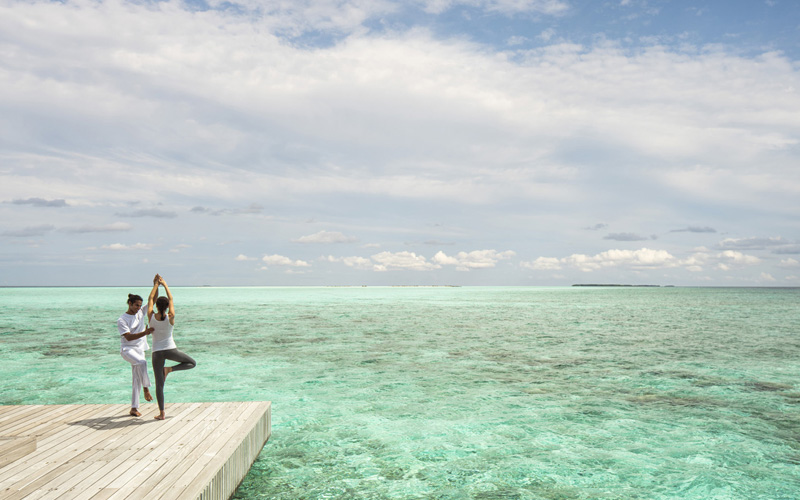 Top 10 Wellness Retreat in the Maldives - Destination Deluxe