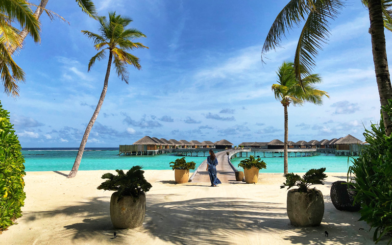 Top Luxury Wellness Retreat in the Maldives - Destination Deluxe