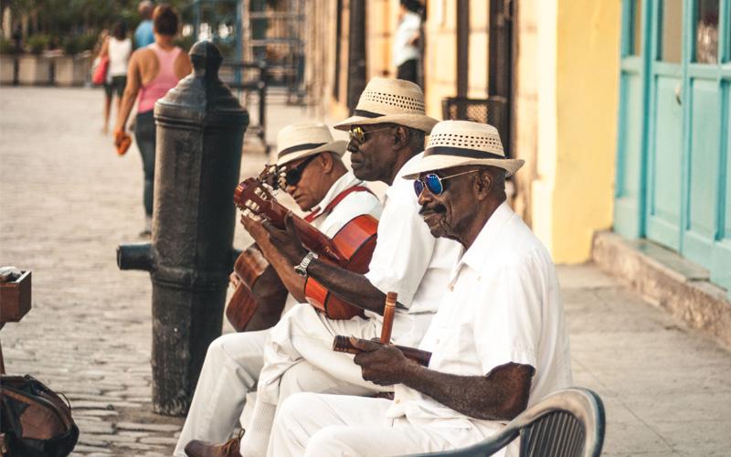Cuba Music - Destination Deluxe