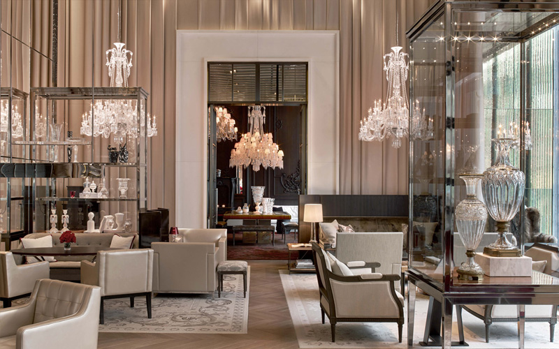 Baccarat Hotel New York Hotel - Destination Deluxe