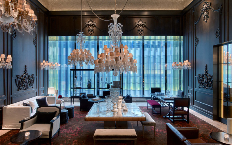 Baccarat Hotel New York Luxury - Destination Deluxe
