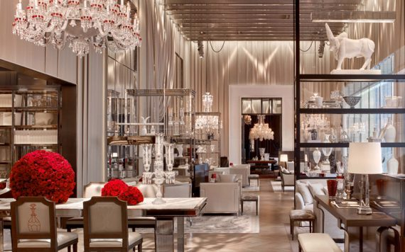 Baccarat Hotel New York Travel - Destination Deluxe