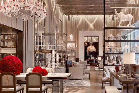 Baccarat Hotel New York Travel - Destination Deluxe
